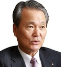 筒井義信(生命保険協会会長/日本生命保険社長)